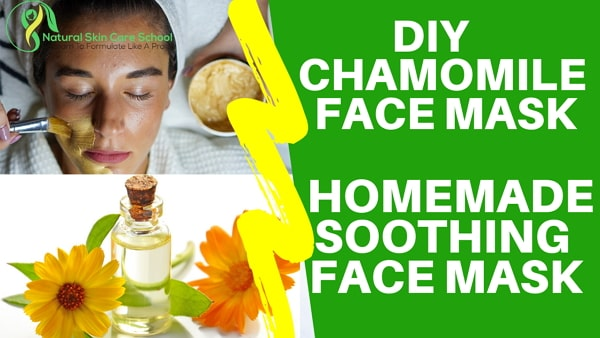 homemade coconut face mask