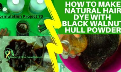 natural hair dyes without chemicals