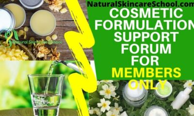 cosmetic formulation support forum